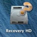 Macのシステム復旧領域を復旧する